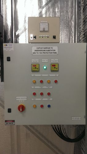 Mandalay Resources Cuffley High Voltage Substation