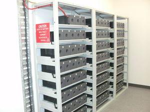 Battery room