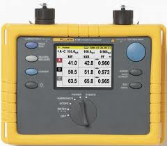 Three phase power logger Fluke 1735