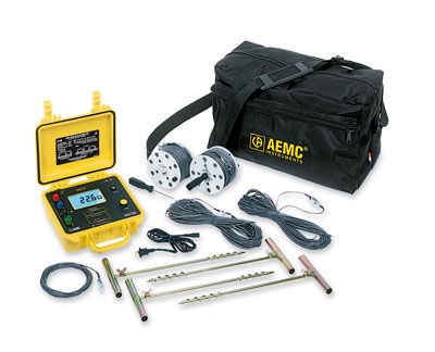 aemc 4620 earth tester 4 point